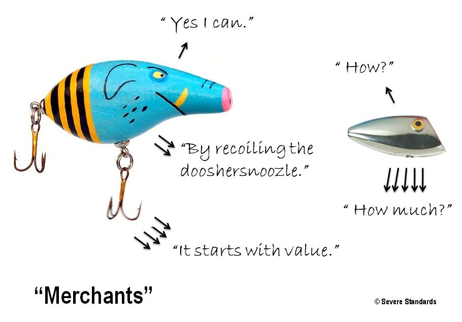 Fish Merchants