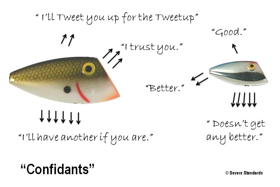 Fish Confidants